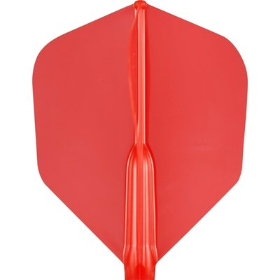 Piórka Cosmo Darts - Fit Piórek AIR Red Shape