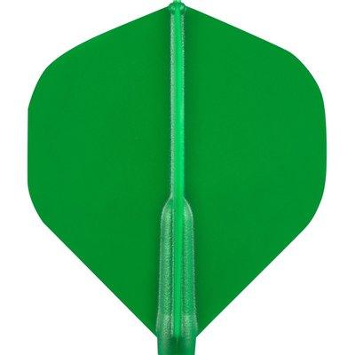 Piórka Cosmo Darts - Fit Piórek Green Standard