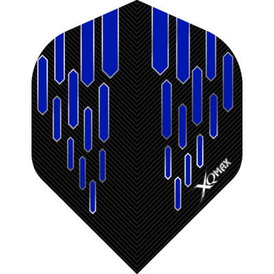 Piórka XQMax Contour Blue No2