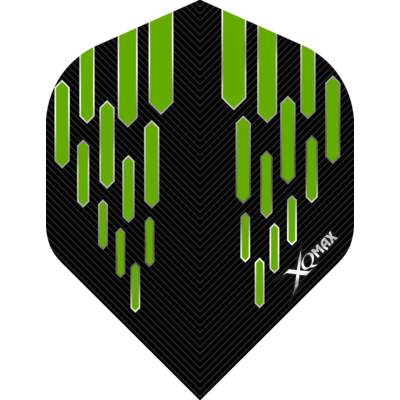 Piórka XQMax Contour Green No2