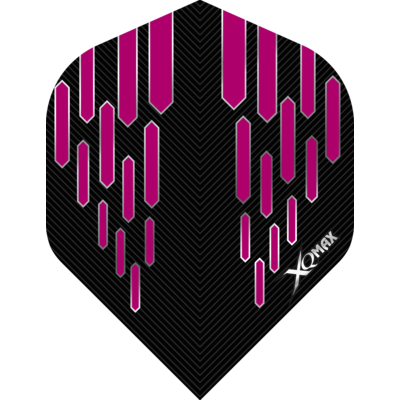 Piórka XQMax Contour Pink No2