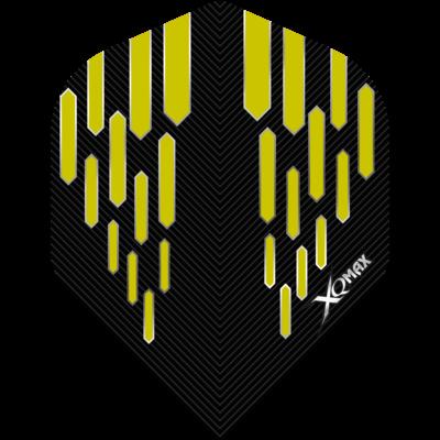 Piórka XQMax Contour Yellow No2