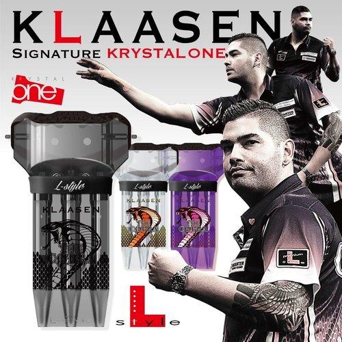 L-Style L-Style Krystal One Jelle Klaasen Black