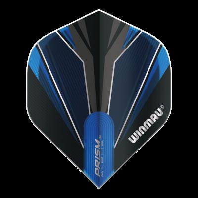 Piórka Winmau Prism Alpha Black & Blue