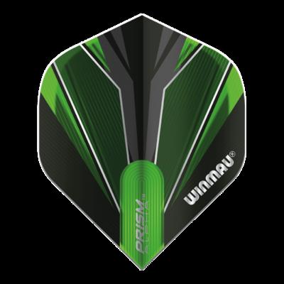 Piórka Winmau Prism Alpha Black & Green