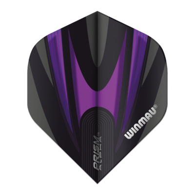 Piórka Winmau Prism Alpha Purple & Black