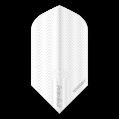 Piórka Winmau Prism Delta Slim White