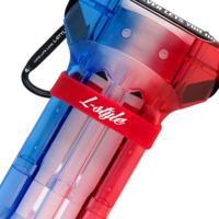 L-Style L-Style Krystal One N9 Tri Kolor Mondrian Red