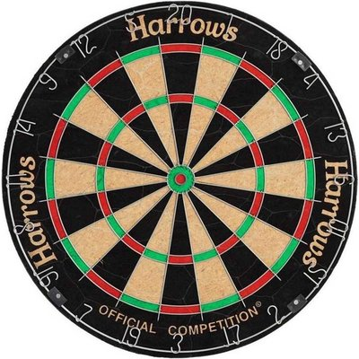 Tarcza Harrows Official Competition