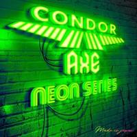 Condor Condor Neon Axe Piórek System - Small Orange