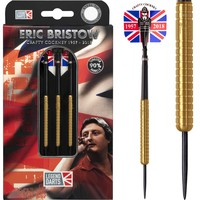 Legend Darts Lotki Eric Bristow Crafty Cockney 90% Gold Ringed