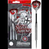 Harrows Lotki Harrows Silver Arrows Ringed Brass