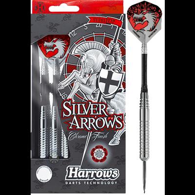 Lotki Harrows Silver Arrows Ringed Brass