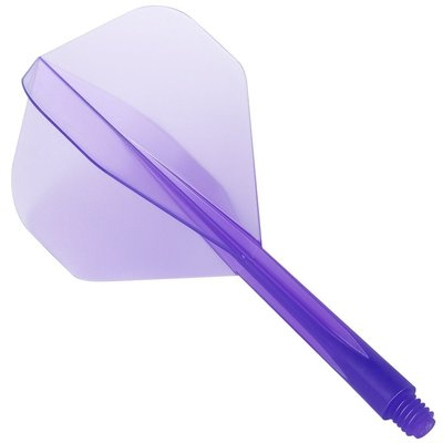 Condor Zero Stress Piórek System - Standard Clear Purple