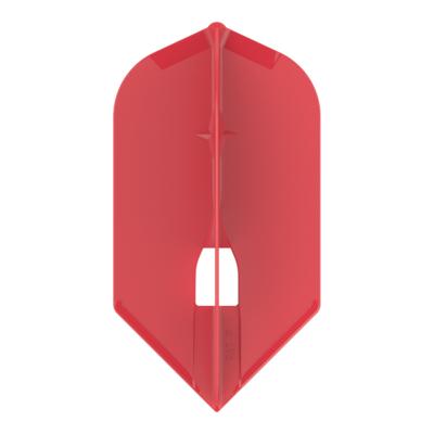 Piórka L-Style Champagne  L6 Pro Slim Red