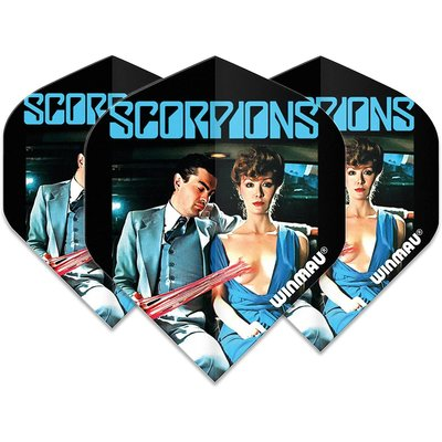 Piórka Winmau Rock Legends Scorpions Love Drive
