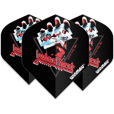 Piórka Winmau Rock Legends Judas Priest Blade