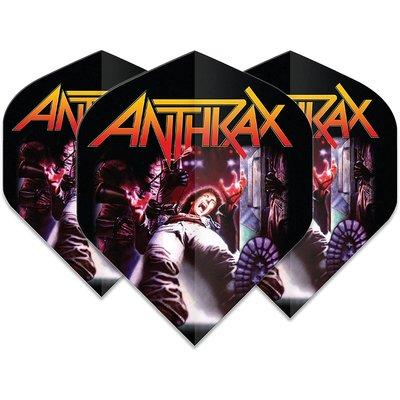 Piórka Winmau Rock Legends Anthrax