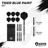 KOTO Lotki KOTO Tiger Blue Paint 90%