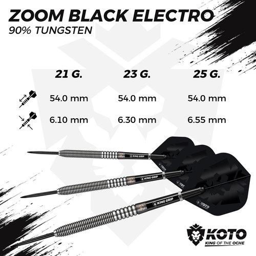 KOTO Lotki KOTO Zoom Black Electro 90%