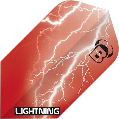 Piórka Bull's Lightning Red Slim