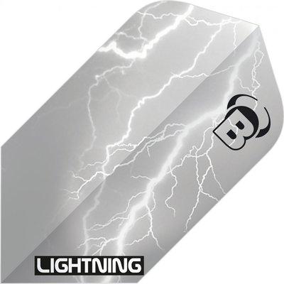 Piórka Bull's Lightning Silver Slim