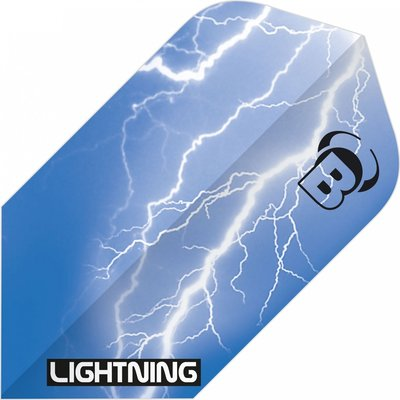 Piórka Bull's Lightning Blue Slim