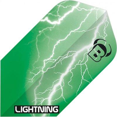 Piórka Bull's Lightning Green Slim