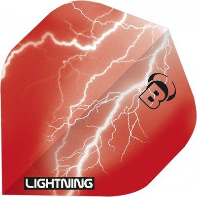 Piórka Bull's Lightning Red