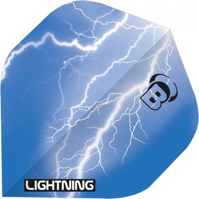 Piórka Bull's Lightning Blue