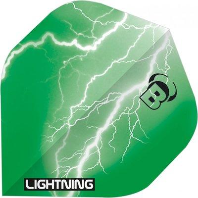 Piórka Bull's Lightning Green