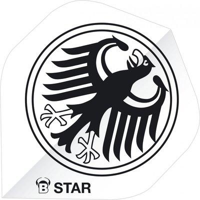 Piórka Bull's B-Star Eagle White