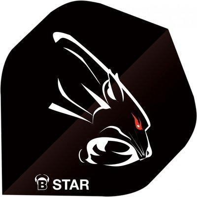 Piórka Bull's B-Star Panther Black