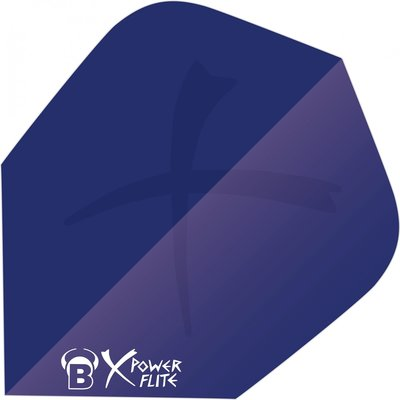 Piórka Bull's X-Powerflite Blue