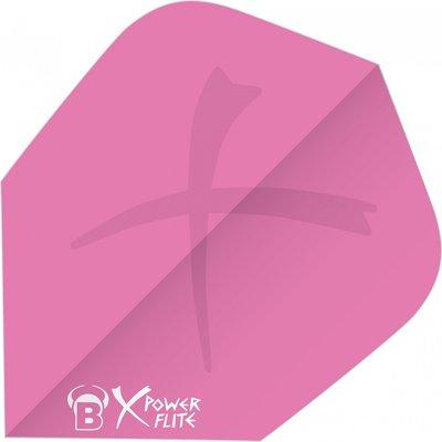 Piórka Bull's X-Powerflite Pink