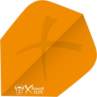 Piórka Bull's X-Powerflite Orange