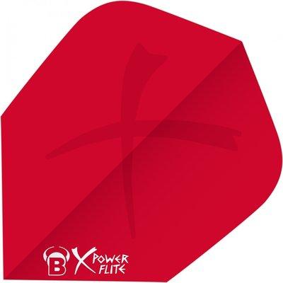 Piórka Bull's X-Powerflite Red