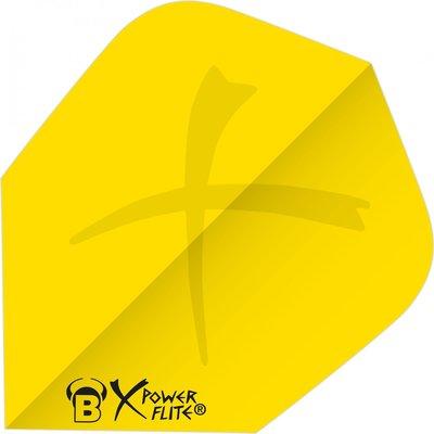 Piórka Bull's X-Powerflite Yellow
