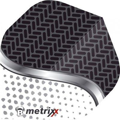 Piórka Bull's Metrixx Dot White