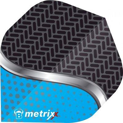 Piórka Bull's Metrixx Dot Blue