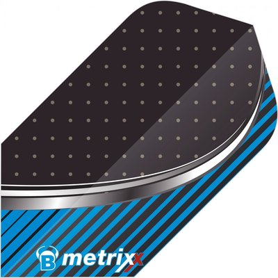 Piórka Bull's Metrixx Stripe Blue Slim