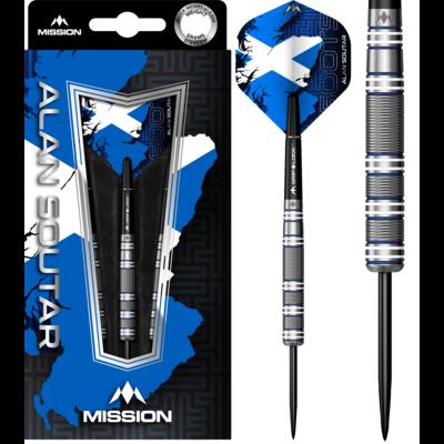 Lotki Mission Alan Soutar Blue & White 90%
