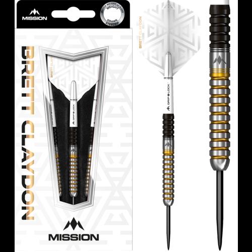 Mission Lotki Mission Brett Claydon Black and Gold 90%