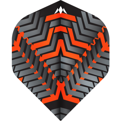 Piórka Mission Vex NO2 Black & Orange