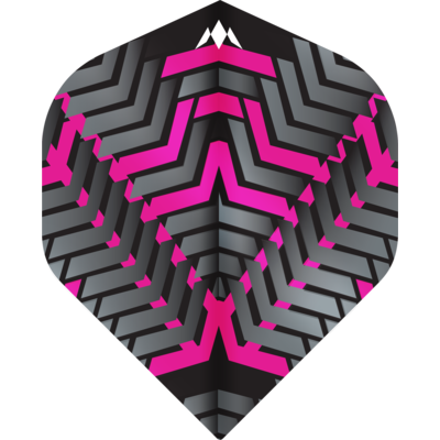 Piórka Mission Vex NO2 Black & Pink