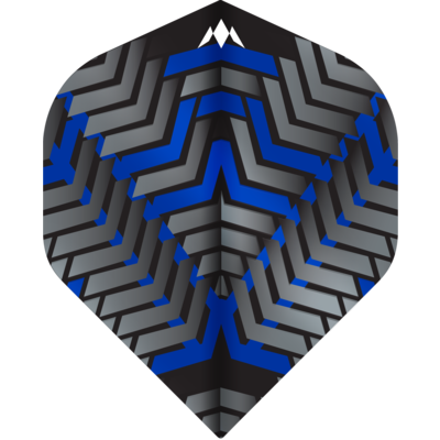 Piórka Mission Vex NO2 Black & Blue