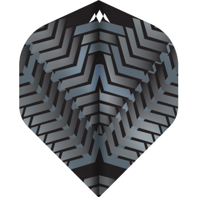 Piórka Mission Vex NO2 Black & Grey
