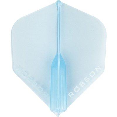Piórka Robson Plus Crystal Clear Blue Std.