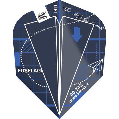 Piórka Target Blueprint Blue Pro Ultra NO6
