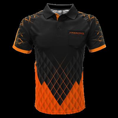 Harrows Paragon  Orange Koszulka do dart